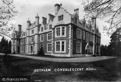 Witley, Bethlem Convalescent Home 1908