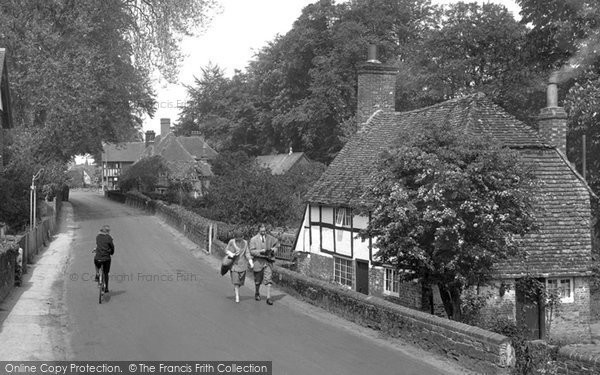 Photo of Witley, Cottage In The Village 1927