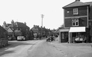 Witley, Crossways c1950