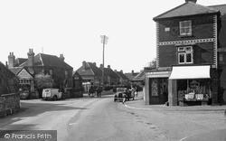 Witley, Crossways c.1950