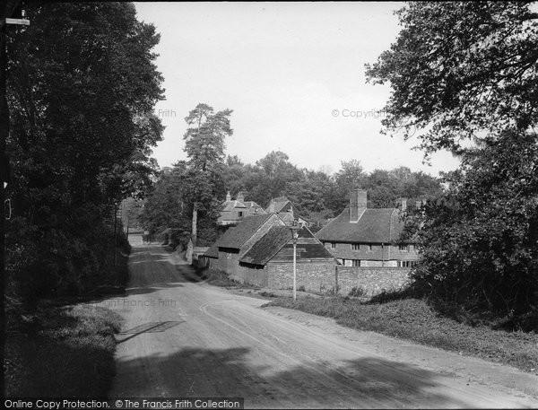 Photo of Witley, Culmer Corner 1919