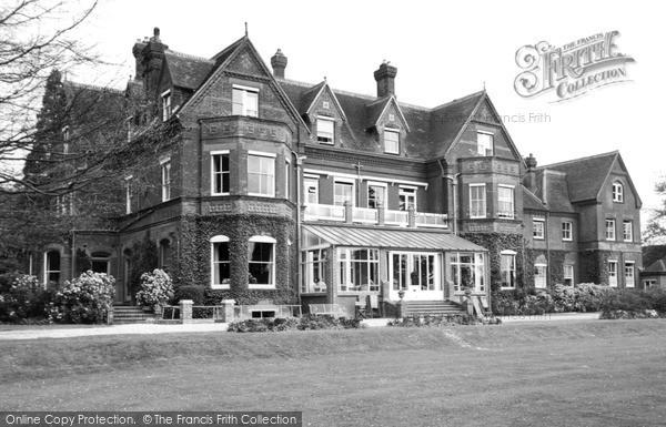 Photo of Witley, Enton Hall c1960