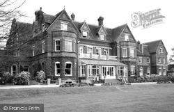 Witley, Enton Hall c.1960