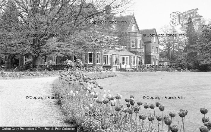 Photo of Witley, Enton Hall c.1960