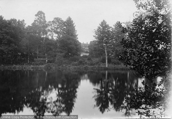 Photo of Witley, Enton Hall From Sweetwater 1923