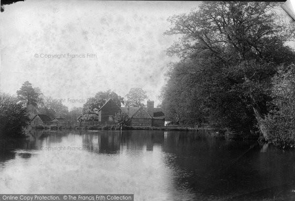 Photo of Witley, Enton Mill 1908