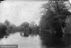 Witley, Enton Mill 1908