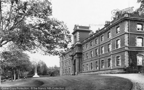 Photo of Witley, King Edward's School 1919
