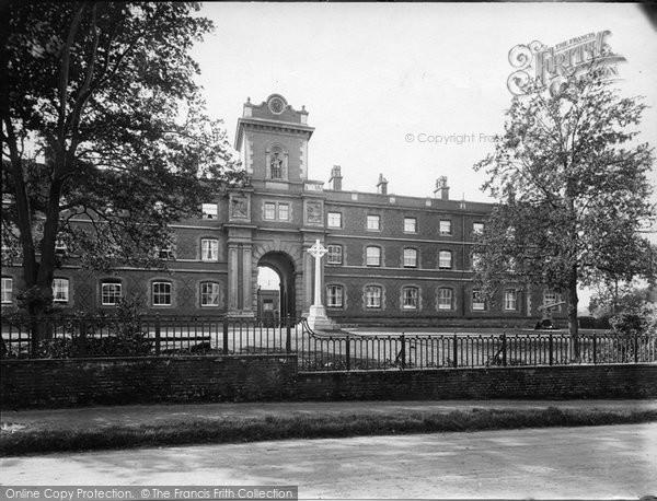 Photo of Witley, King Edward's School 1919