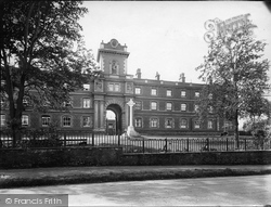 Witley, King Edward's School 1919