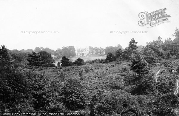 Photo of Witley, Lea Park 1898