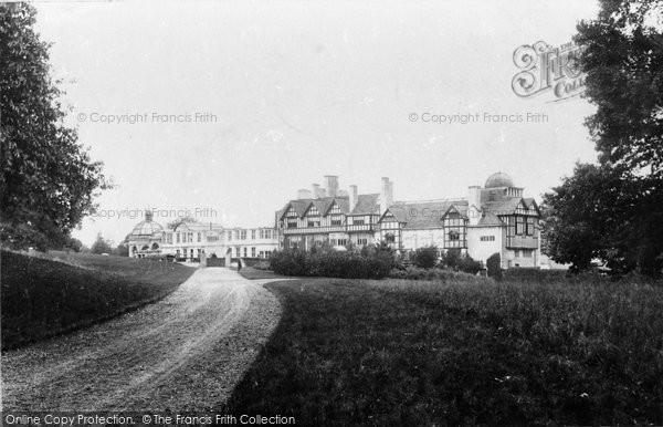 Photo of Witley, Lea Park 1906