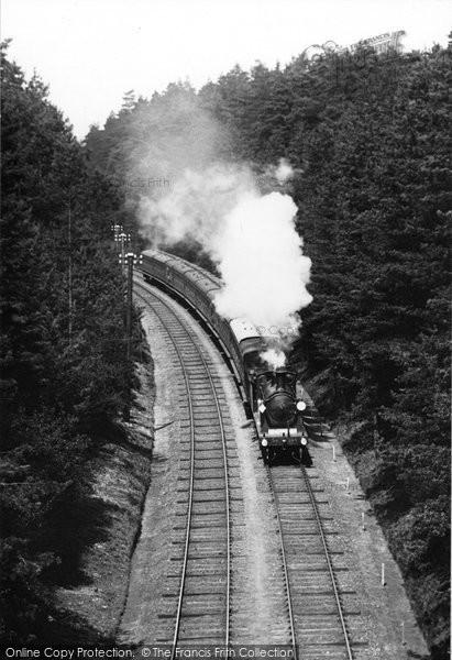 Photo of Witley, Pine Woods Railway 1908