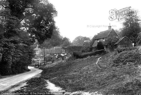 Photo of Witley, Sandhills 1923