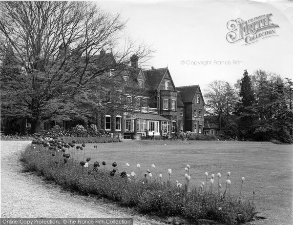 Photo of Witley, South Front  Enton Hall c.1960
