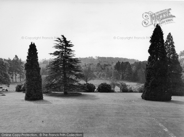 Photo of Witley, The Grounds, Enton Hall c.1960