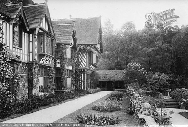 Photo of Witley, The Hill 1914