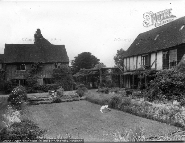 Photo of Witley, The Old Manor Hotel c.1950