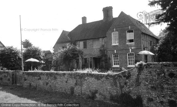 Photo of Witley, The Old Manor Hotel c.1960