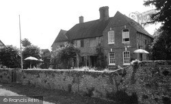 Witley, The Old Manor Hotel c.1960