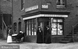 Witley, The Post Office 1906