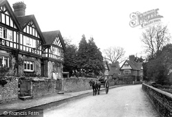 Witley, The Village 1906