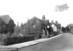 Witley, The Village 1923