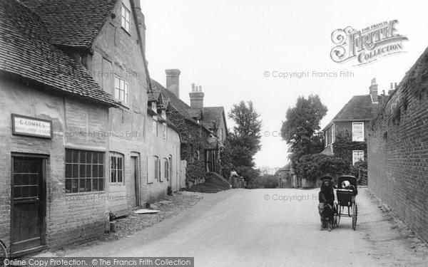 Photo of Witley, Village 1906