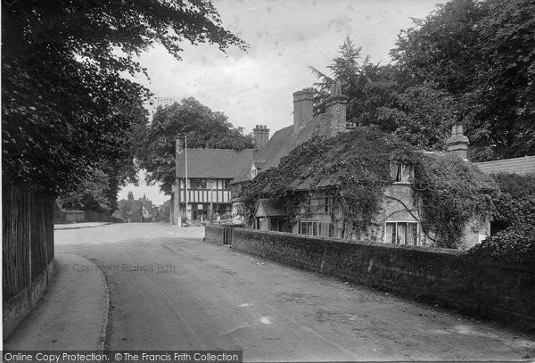 Photo of Witley, Village 1917
