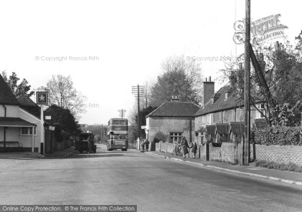 Photo of Witley, Wheeler Street c.1950