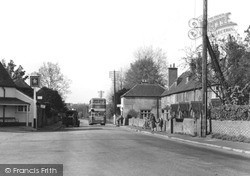 Witley, Wheeler Street c.1950