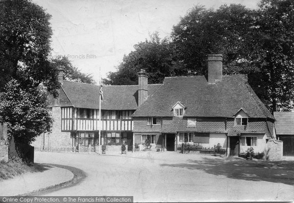 Photo of Witley, White Hart Hotel 1908