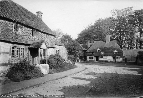 Photo of Witley, White Hart Hotel 1919