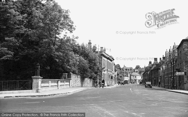 Witney, Bridge Street c1950