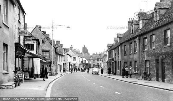 Photo of Witney, Bridge Street  c.1960