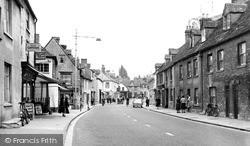 Witney, Bridge Street  c.1960