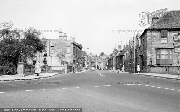 Photo of Witney, Bridge Street c.1960