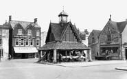 Witney, Butter Cross c1950