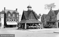Witney, Butter Cross c.1950
