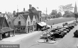 Witney, Church Green c.1960