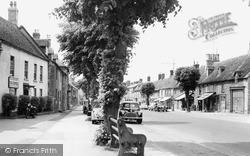 Witney, Corn Street c.1960