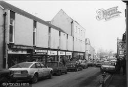Witney, Corn Street c.1980