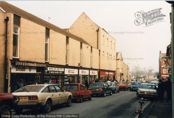 Photo of Witney, Corn Street c.1980