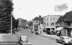 Witney, High Street c.1955