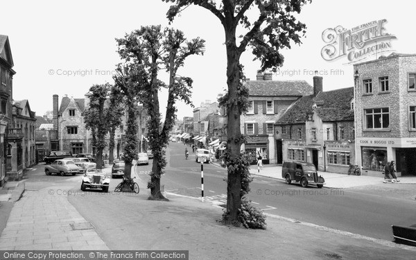 Photo of Witney, High Street c.1960