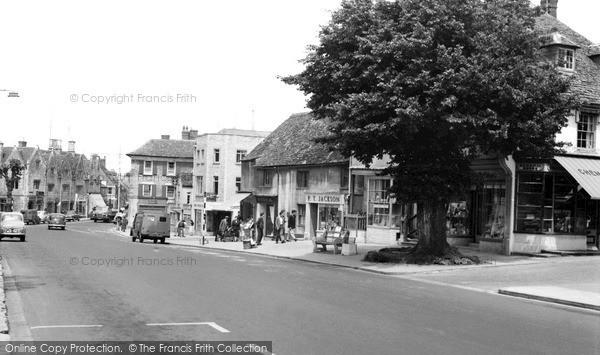 Photo of Witney, High Street c.1960