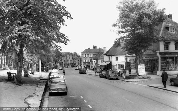 Photo of Witney, High Street c.1965