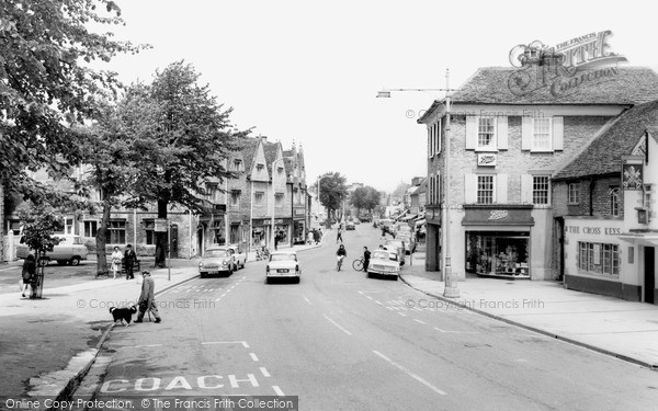 Photo of Witney, High Street c.1965