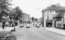 Witney, High Street c.1965