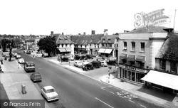 Witney, Market Square c.1955